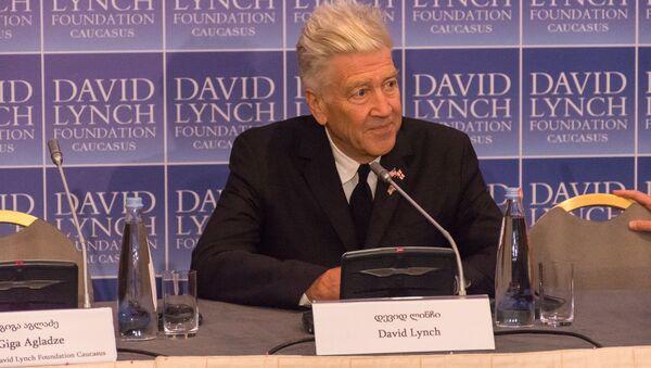 Дэвид Линч - Sputnik Грузия
