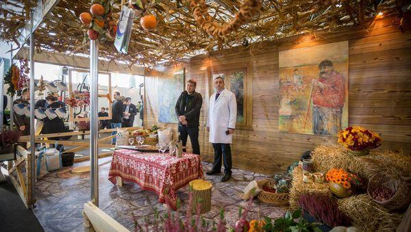 В Тбилиси открылась международная выставка Agro/Food/Drink/Tech - Sputnik Грузия