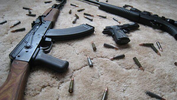 Огнестрельное оружие и патроны - Sputnik Грузия