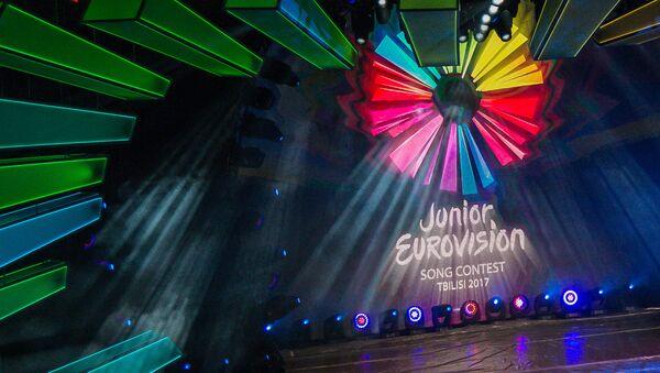 საბავშვო ევროვიზია 2017 თბილისში - Sputnik საქართველო