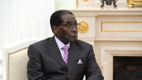 ზიმბაბვეს პრეზიდენტი რობერტ მუგაბე - Sputnik საქართველო