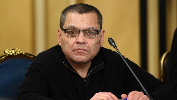 Журналист Андрей Бабицкий - Sputnik Грузия