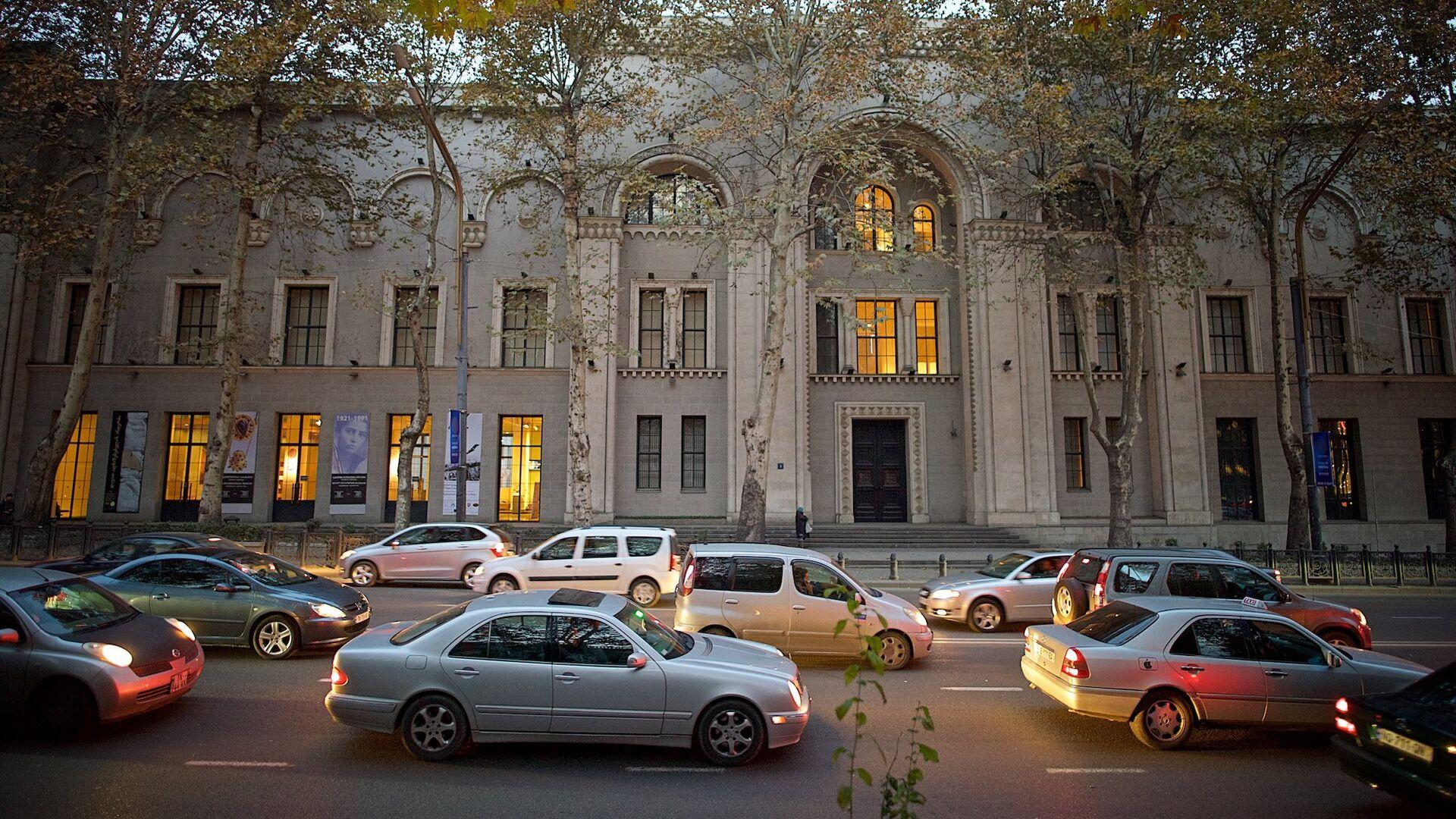 Государственный национальный музей Грузии - Sputnik Грузия, 1920, 27.09.2021