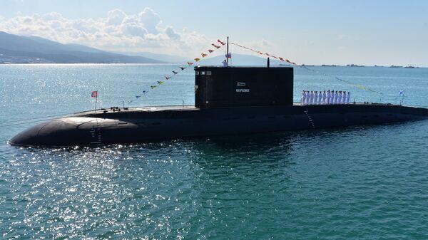 Празднование Дня ВМФ в городах России - Sputnik Грузия