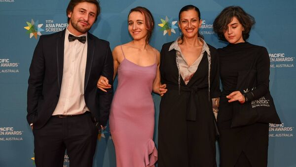 Грузинские кинематографисты на Asia Pacific Screen Awards - Sputnik Грузия
