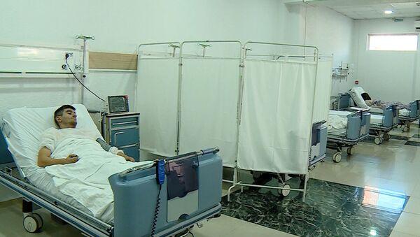 აჭარის მთავრობის ხელმძღვანელმა ბათუმის საავადმყოფოში სასტუმრო ლეო გრანდში გაჩენილი ხანძრის დროს დაშავებულები მოინახულა - Sputnik საქართველო