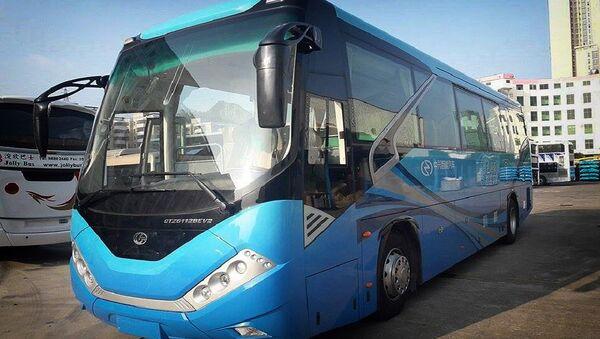 электроавтобус - Sputnik Грузия