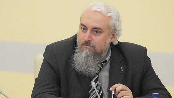 Михаил Смолин - Sputnik Грузия