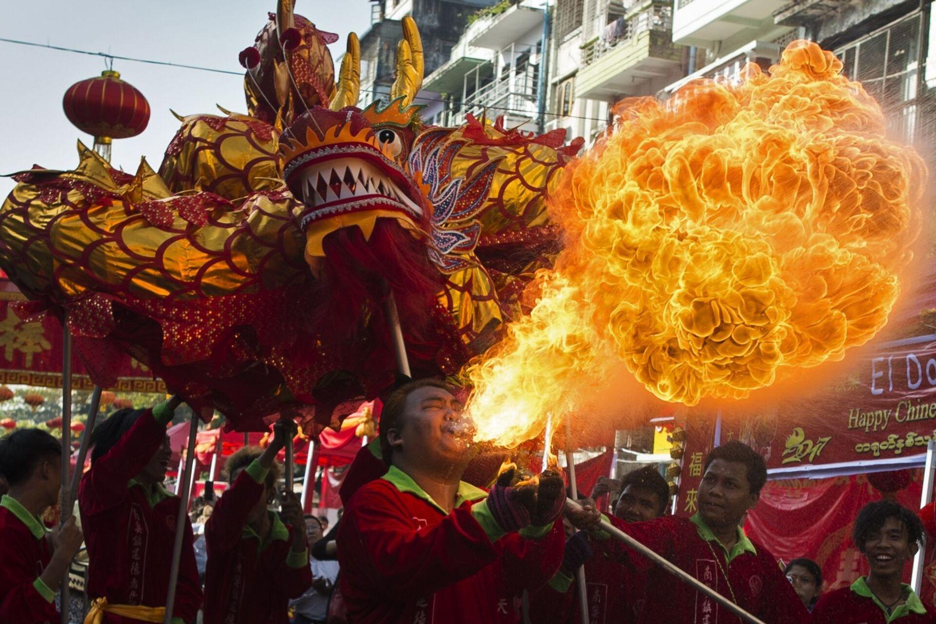 Китайский Новый год Быка 2021: традиции и обычаи праздника - Sputnik Грузия, 1920, 10.02.2021