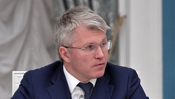 Министр спорта РФ Павел Колобков - Sputnik Грузия