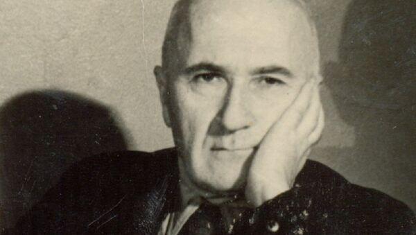 დიმიტრი უზნაძე - Sputnik საქართველო