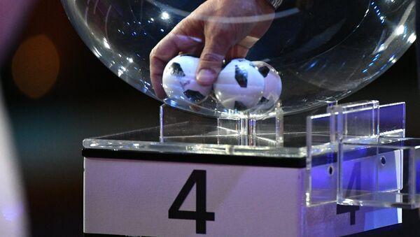 2018 წლის ფეხბურთის მსოფლიო ჩემპიონატის წილისყრის ოფიციალური ცერემონია - Sputnik საქართველო
