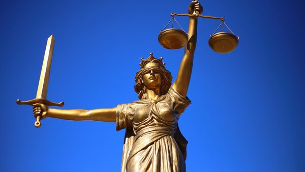 კანონისა და მართლმსაჯულების სიმბოლოები - Sputnik საქართველო