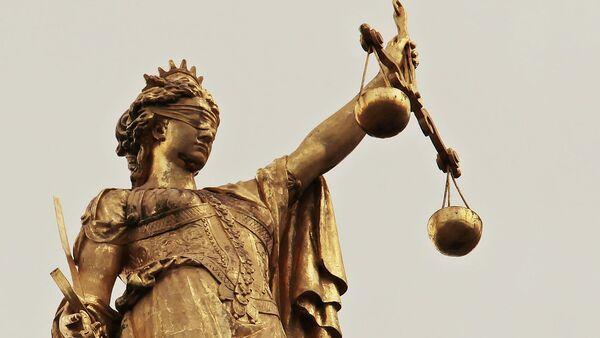 მართლმსაჯულების სიმბოლო - Sputnik საქართველო