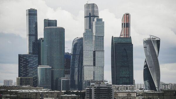 Международный деловой центр Москва-Сити - Sputnik Грузия