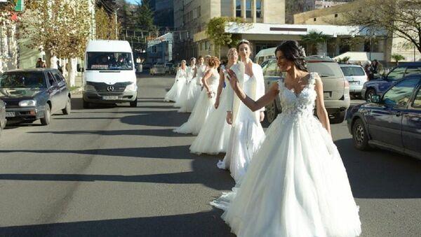 საქორწინო კაბები - Sputnik საქართველო
