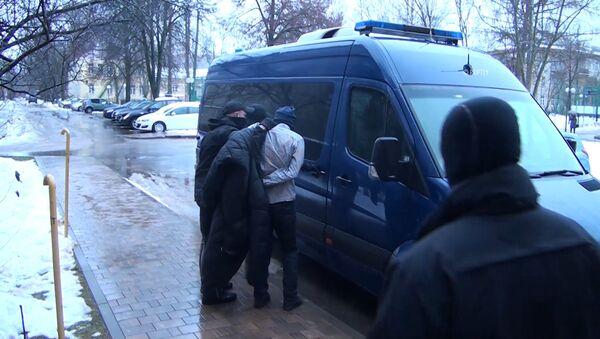 В Москве задержали террористов и изъяли у них бомбы - Sputnik Грузия