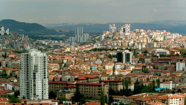 Вид на город Анкара - Sputnik Грузия