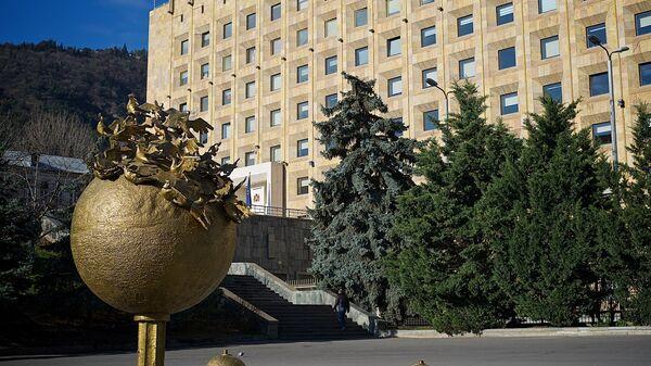 მთავრობის კანცელარიის შენობა - Sputnik საქართველო
