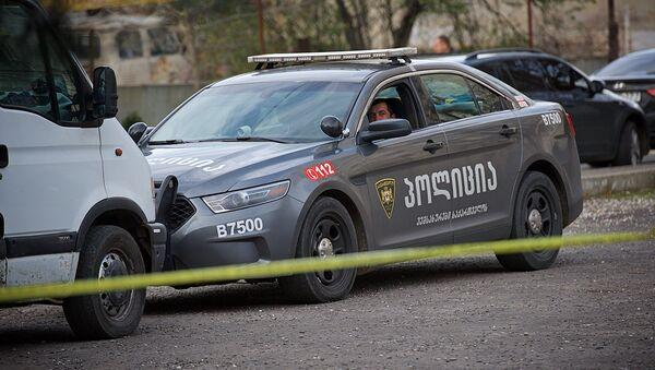 პოლიციის მანქანა - Sputnik საქართველო