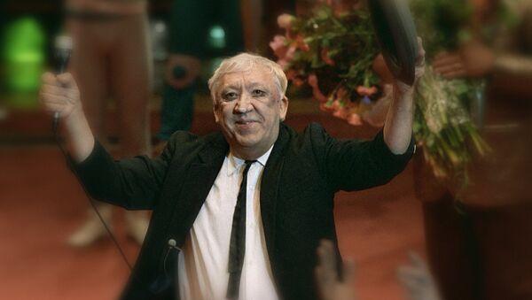Народный артист СССР, директор цирка на Цветном бульваре Юрий Никулин - Sputnik Грузия