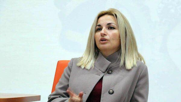ნონა ხიდეშელი - Sputnik საქართველო