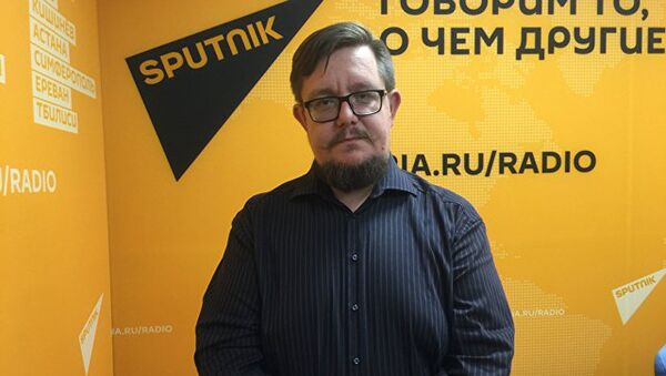Политолог Александр Асафов - Sputnik Грузия