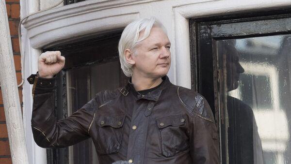 Сооснователь WikiLeaks Джулиан Ассанж - Sputnik Грузия