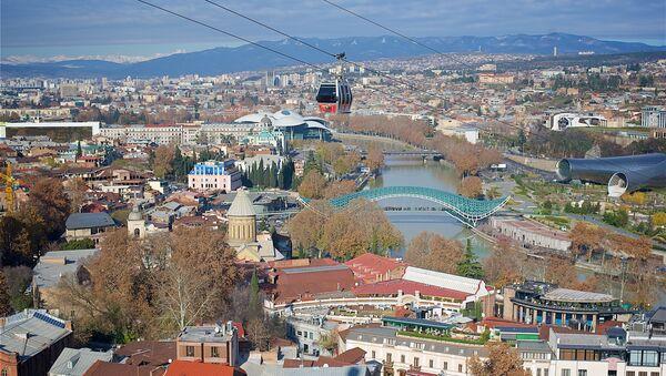 Вид на город Тбилиси - Sputnik Грузия