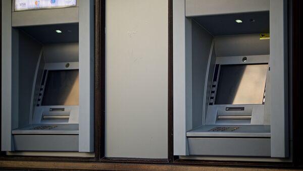 ბანკომატები - Sputnik საქართველო