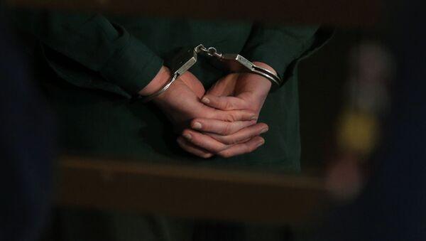 Заключенный в наручниках - Sputnik Грузия
