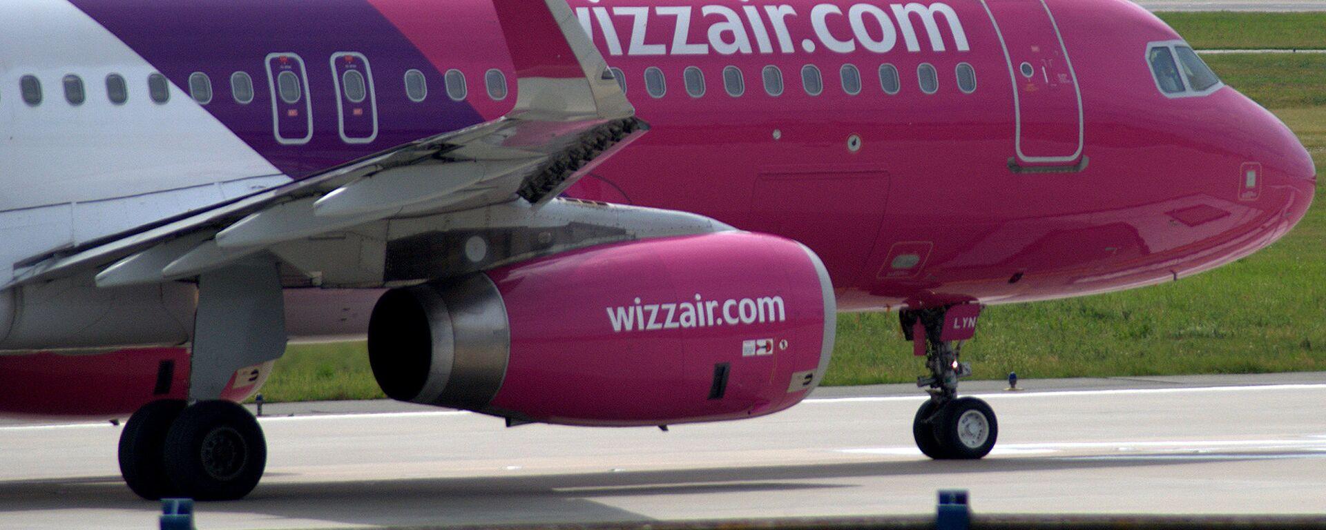 ავიაკომპანია Wizz Air - Sputnik საქართველო, 1920, 23.09.2021
