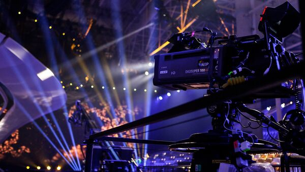 Подготовка к конкурсу Евровидение - Sputnik Грузия