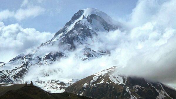 Изображение горы Казбек - Sputnik Грузия