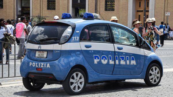 იტალიის პოლიცია. - Sputnik საქართველო