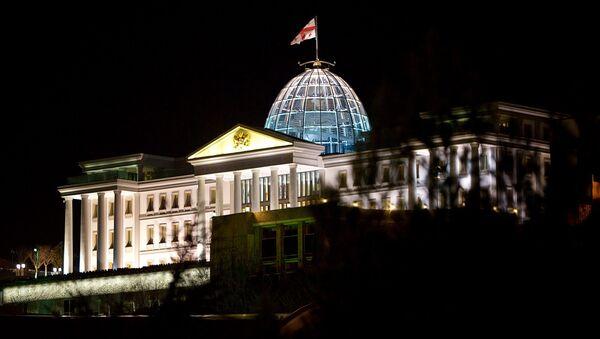პრეზიდენტის სასახლე - Sputnik საქართველო