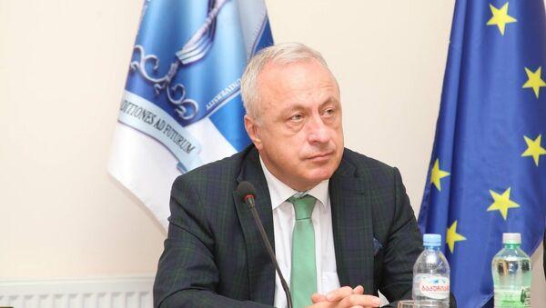 Ректор Тбилисского государственного медицинского университета Зураб Вадачкория - Sputnik Грузия