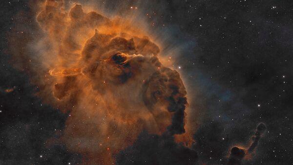 Снимки большой космической туманности в созвездии Карина - Sputnik Грузия