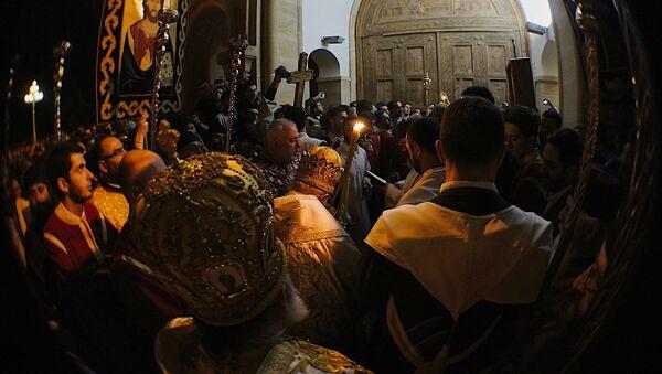 კათოლიკოს-პატრიარქი ილია მეორე - Sputnik საქართველო