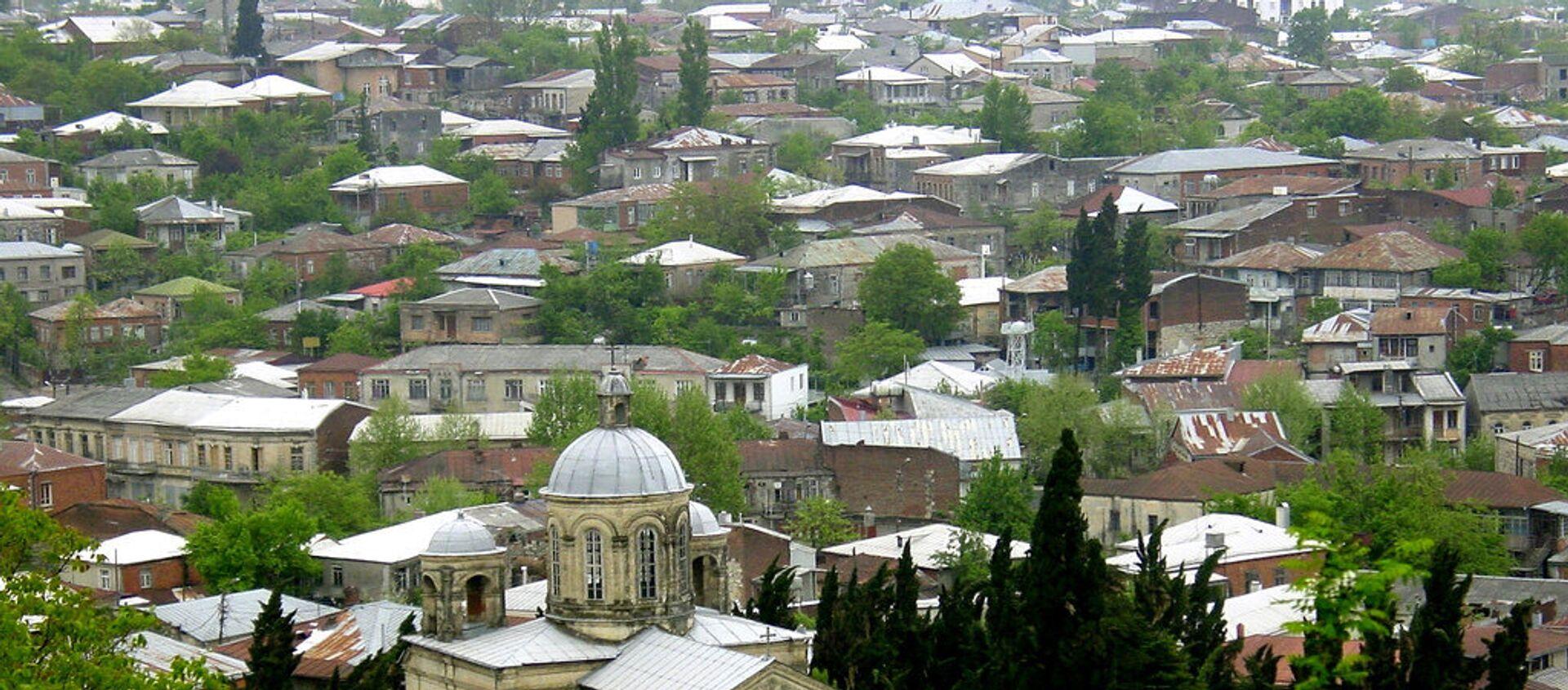 Общий вид на город Кутаиси - Sputnik Грузия, 1920, 05.05.2021