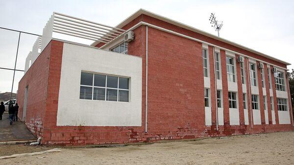 Тренировочный комплекс по регби в Мухиани - Sputnik Грузия