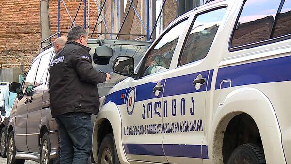 პოლიცია ქუთაისში - Sputnik საქართველო
