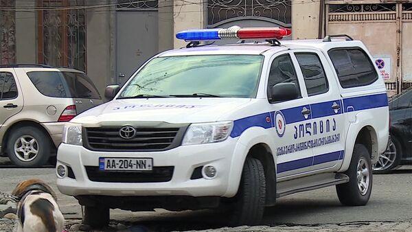 Следователи-криминалисты на месте ЧП в Кутаиси - Sputnik Грузия