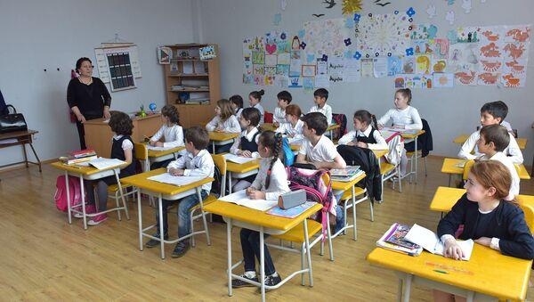 სკოლა - Sputnik საქართველო