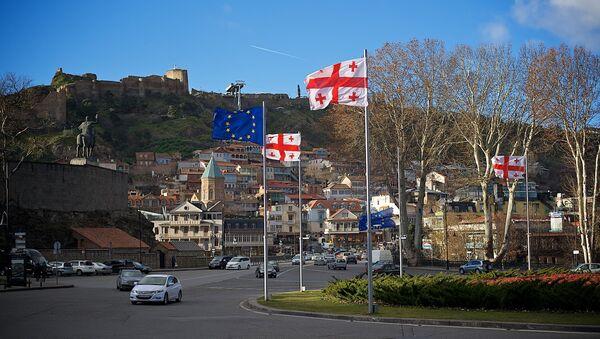 ევროპის მოედანი თბილისში - Sputnik საქართველო