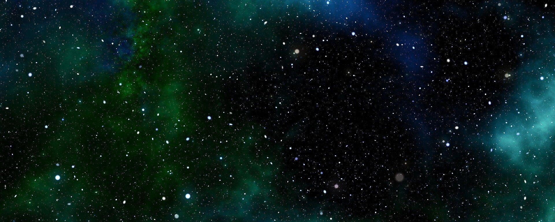 ვარსკვლავიანი ცა - Sputnik საქართველო, 1920, 11.01.2019