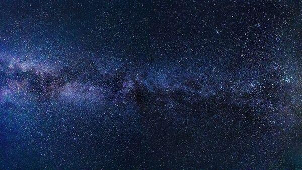 Звездное небо Млечный путь  - Sputnik Грузия