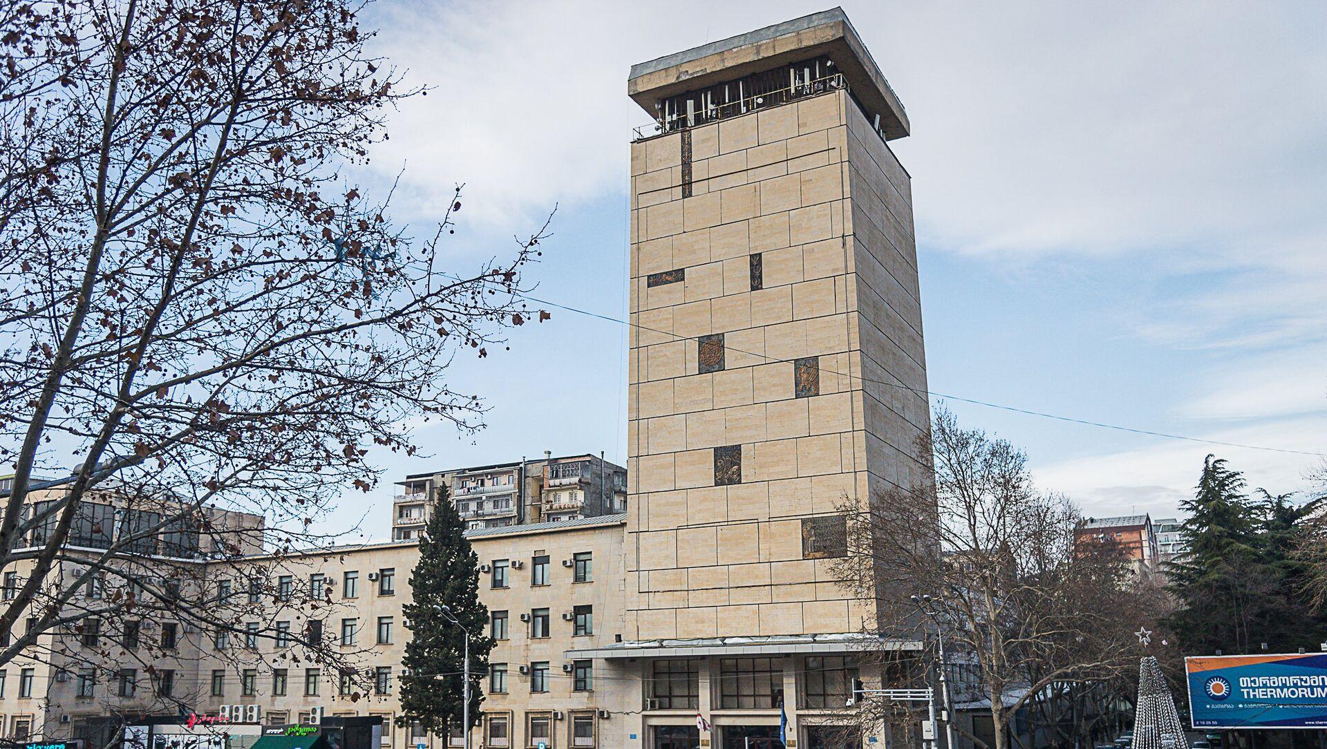 ეროვნული არქივის შენობა - Sputnik საქართველო, 1920, 27.02.2021