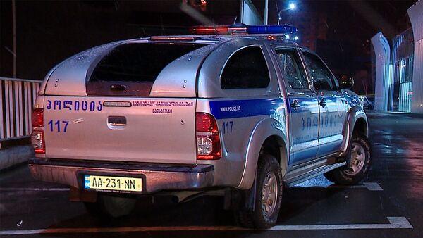 კრიმინალური პოლიციის მანქანა - Sputnik საქართველო