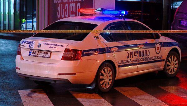 გამომძიებელთა მუშაობა - კრიმინალური პოლიციის თანამშრომლების მანქანა - Sputnik საქართველო